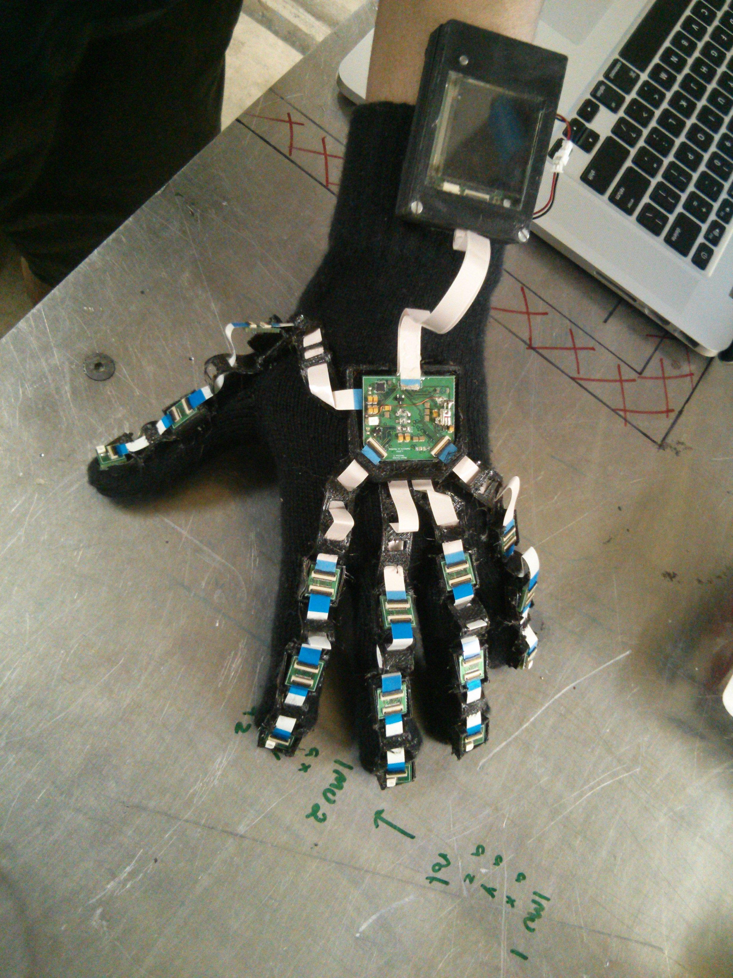 Glove-being-worn0